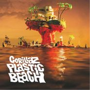 Gorillaz, Plastic Beach (CD)