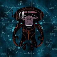 Gorillaz, Spacemonkeyz Versus Gorillaz: Laika Come Home (CD)