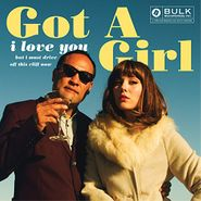 Got A Girl, I Love You But I Must Drive Off This Cliff Now (CD)