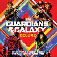 Various Artists, Guardians Of The Galaxy: Deluxe Edition [OST] (CD)