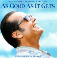Hans Zimmer, As Good As It Gets [OST] (CD)