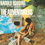 Quincy Jones, Harold Robbins Presents The Music of Antonio Carlos Jobim: Music From The Adventurers (CD)