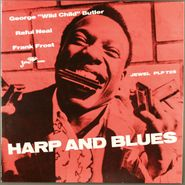 """George """"Wild Child"""" Butler, Harp And Blues [Japanese Issue] (LP)"""