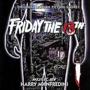 Henry Manfredini, Friday the 13th [Score] (CD)