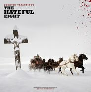 Ennio Morricone, The Hateful Eight [Score] [Deluxe Edition] (LP)