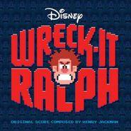 Various Artists, Wreck-It Ralph [OST] (CD)