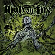 """High On Fire, Slave The Hive [Green Vinyl] (7"""")"""