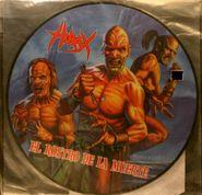 """Hirax, El Rostro De la Muerte [Pic Disc, 7""""] (LP)"""