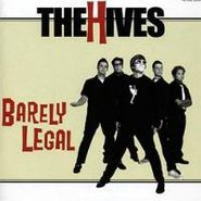 The Hives, Barely Legal (CD)