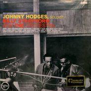 Johnny Hodges, Johnny Hodges With Billy Strayhorn And The Orchestra [Reissue, Remastered] (LP)