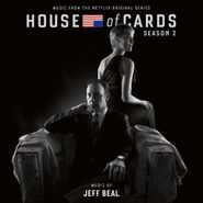 Jeff Beal, House of Cards Season 2 [Score] (CD)