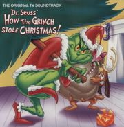 Various Artists, Dr. Seuss' How The Grinch Stole Christmas! [OST] (LP)