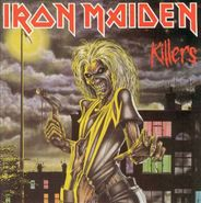 Iron Maiden, Killers (CD)