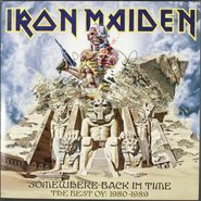 Iron Maiden, Somewhere Back In Time: The Best Of 1980-1989 [Picture Disc] (LP)
