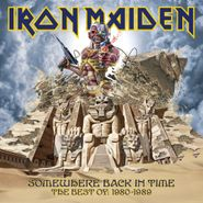 Iron Maiden, Somewhere Back In Time: The Best Of 1980-1989 (CD)