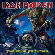 Iron Maiden, The Final Frontier (CD)
