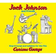 Jack Johnson, Sing-A-Longs and Lullabies For The Film Curious George (CD)