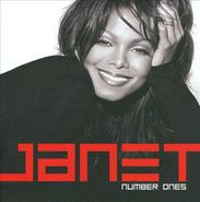 Janet Jackson, Number Ones (CD)