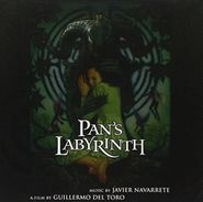 Javier Navarrete, Pan's Labyrinth [Score] (CD)