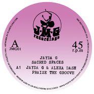 """Jayda G, Sacred Spaces (12"""")"""