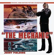 Jerry Fielding, The Mechanic [Limited Edition] [Score] (CD)