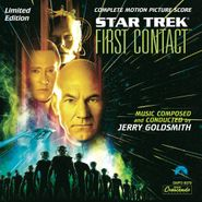 Jerry Goldsmith, Star Trek: First Contact - Complete Motion Picture Score [Limited Edition] [Score] (CD)