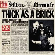 Jethro Tull, Thick As A Brick (CD)