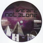 "Joey Anderson, We Are Not Alone (12"")"