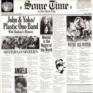 John Lennon, Sometime In New York City [2010 Original Mix Remaster] (CD)