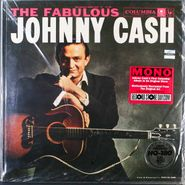 Johnny Cash, The Fabulous Johnny Cash [Black Friday Mono 180 Gram Vinyl] (LP)