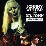 Johnny Winter, Live In Sweden 1987 (CD)