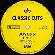 """Jovonn, Luv EP (12"""")"""