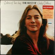 Judy Collins, Colors Of The Day: The Best Of Judy Collins (LP)