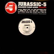 Jurassic 5, Feedback [Promo, Clean Version] (LP)