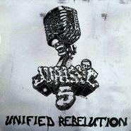 "Jurassic 5, Unified Rebelution [Promo] (12"")"