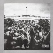 Kendrick Lamar, To Pimp A Butterfly [Clean Version] (CD)