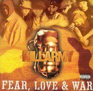 Killarmy, Fear, Love & War (CD)