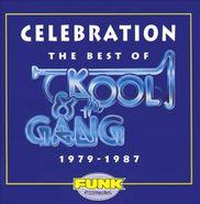 Kool & The Gang, Celebration: The Best Of Kool & The Gang (1979-1987) (CD)
