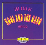 Kool & The Gang, The Best Of Kool & The Gang: 1969-1976 (CD)