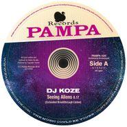 """DJ Koze, Seeing Aliens (12"""")"""