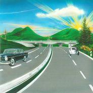 Kraftwerk, Autobahn (CD)