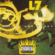 L7, Bricks Are Heavy (CD)