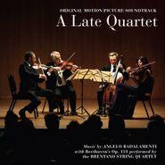 Angelo Badalamenti, A Late Quartet [Score] (CD)