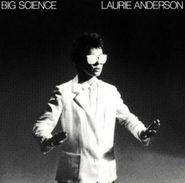 Laurie Anderson, Big Science (CD)