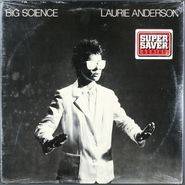 Laurie Anderson, Big Science (LP)