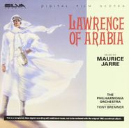 Philharmonia Orchestra, Lawrence of Arabia [Re-Recording of Original Score] (CD)