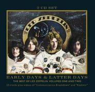 Led Zeppelin, Early Days & Latter Days: The Best of Led Zeppelin Vol. 1 & 2 (CD)