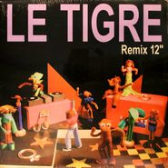 "Le Tigre, Remix 12"" EP (12"")"