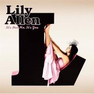 Lily Allen, It's Not Me, It's You (CD)