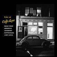 Various Artists, Live At Caffe Lena: Music From America's Legendary Coffeehouse (1967-2013) (CD)
